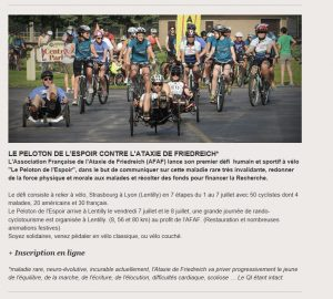 Newsletter mai STL VTT